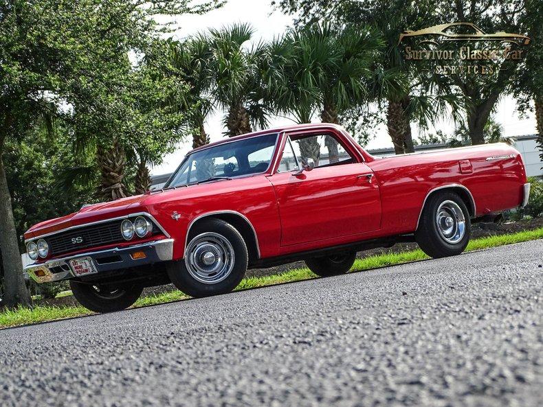 1966 Chevrolet El Camino SS Tribute