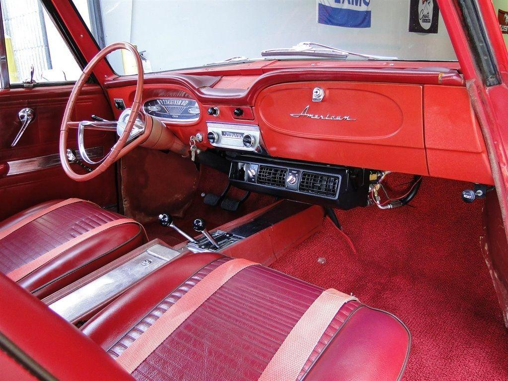 1963 AMC Rambler American