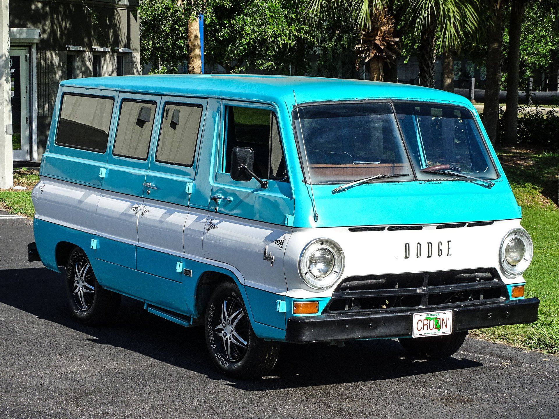 1966 Dodge Sportsman Van