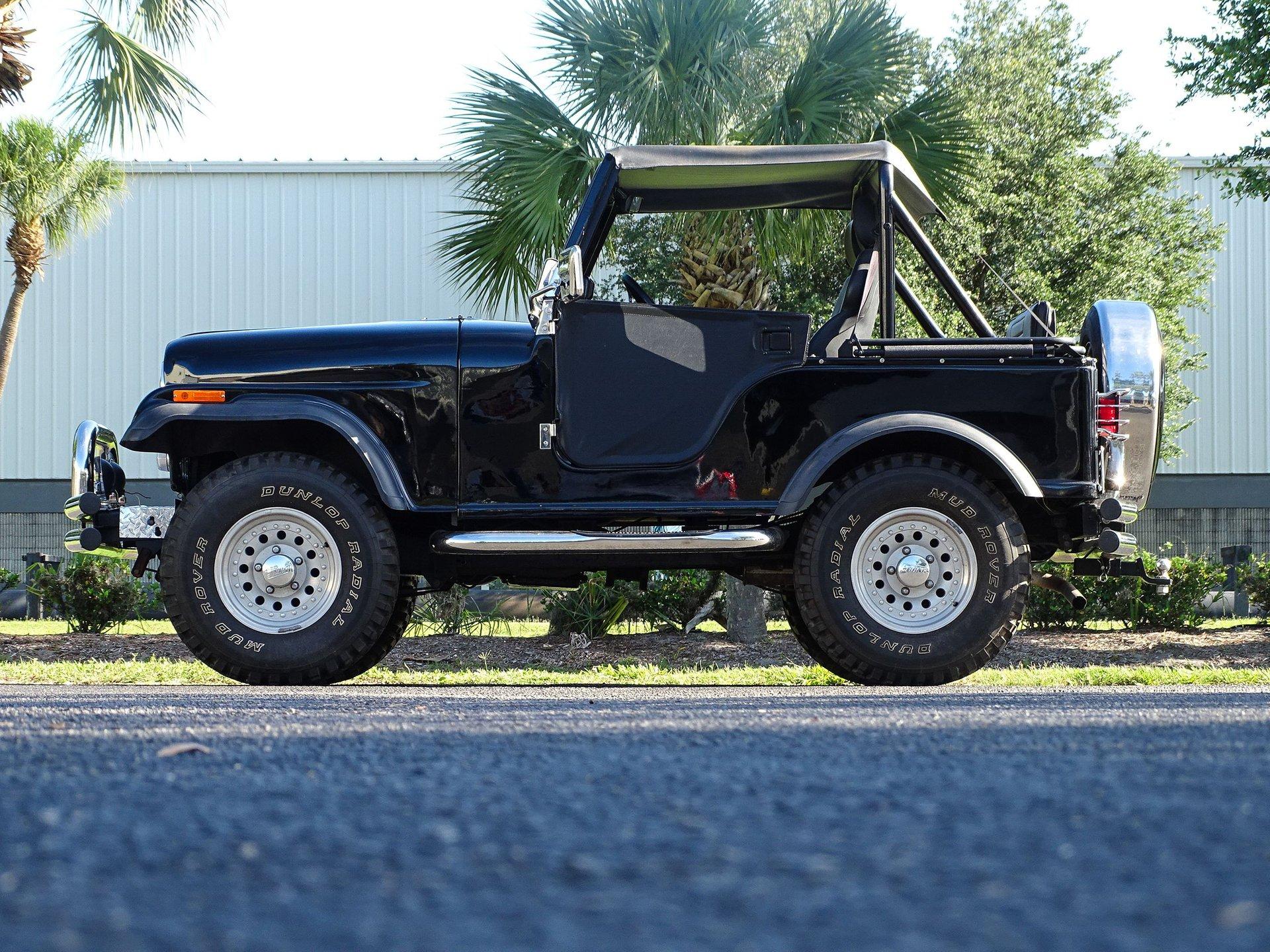 1978 Jeep CJ