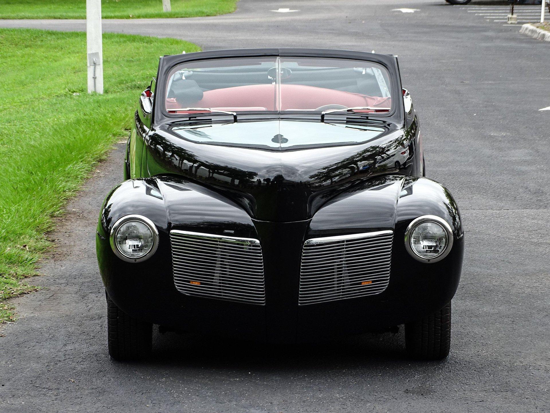 1941 Mercury Eight