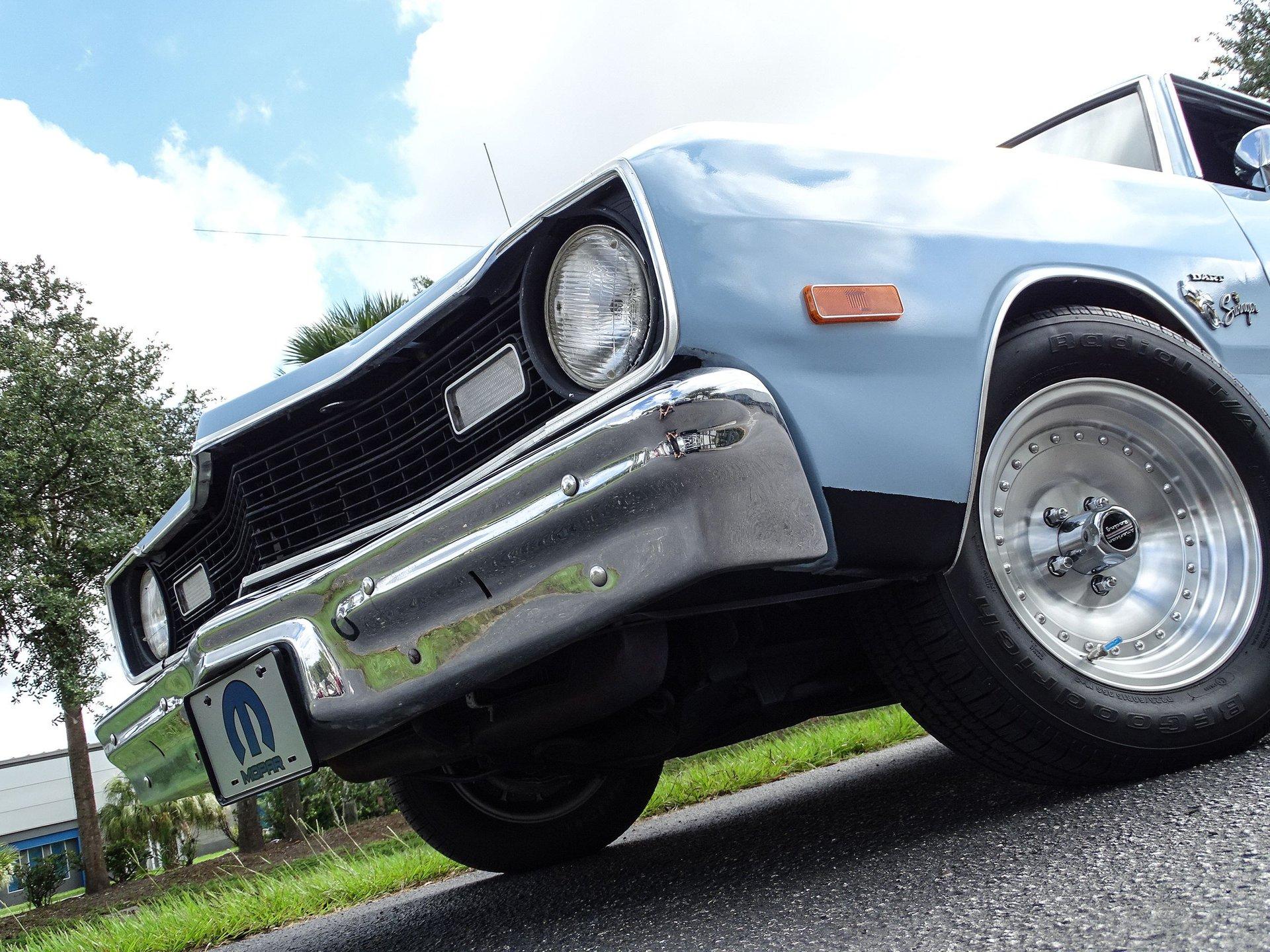 1973 Dodge Dart Swinger