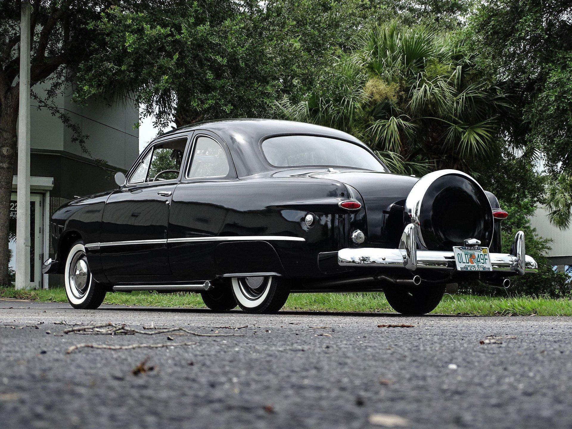 1949 Ford Custom