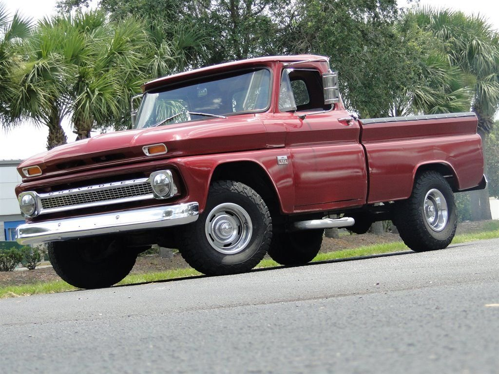 1966 chevrolet c10 truck