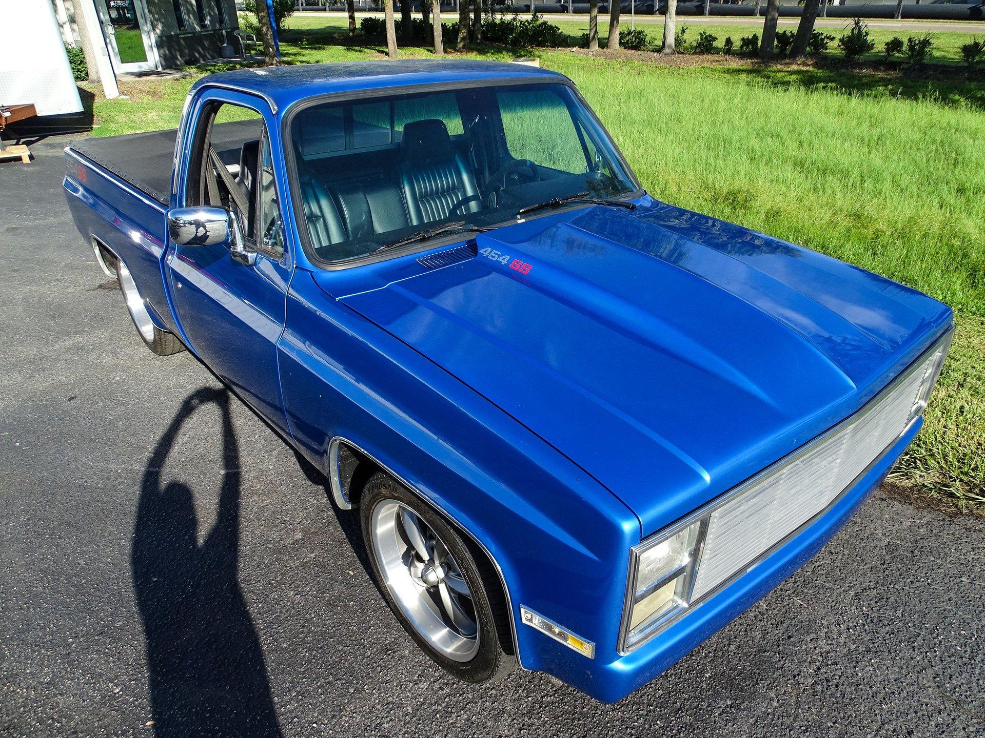 1987 Chevrolet R10