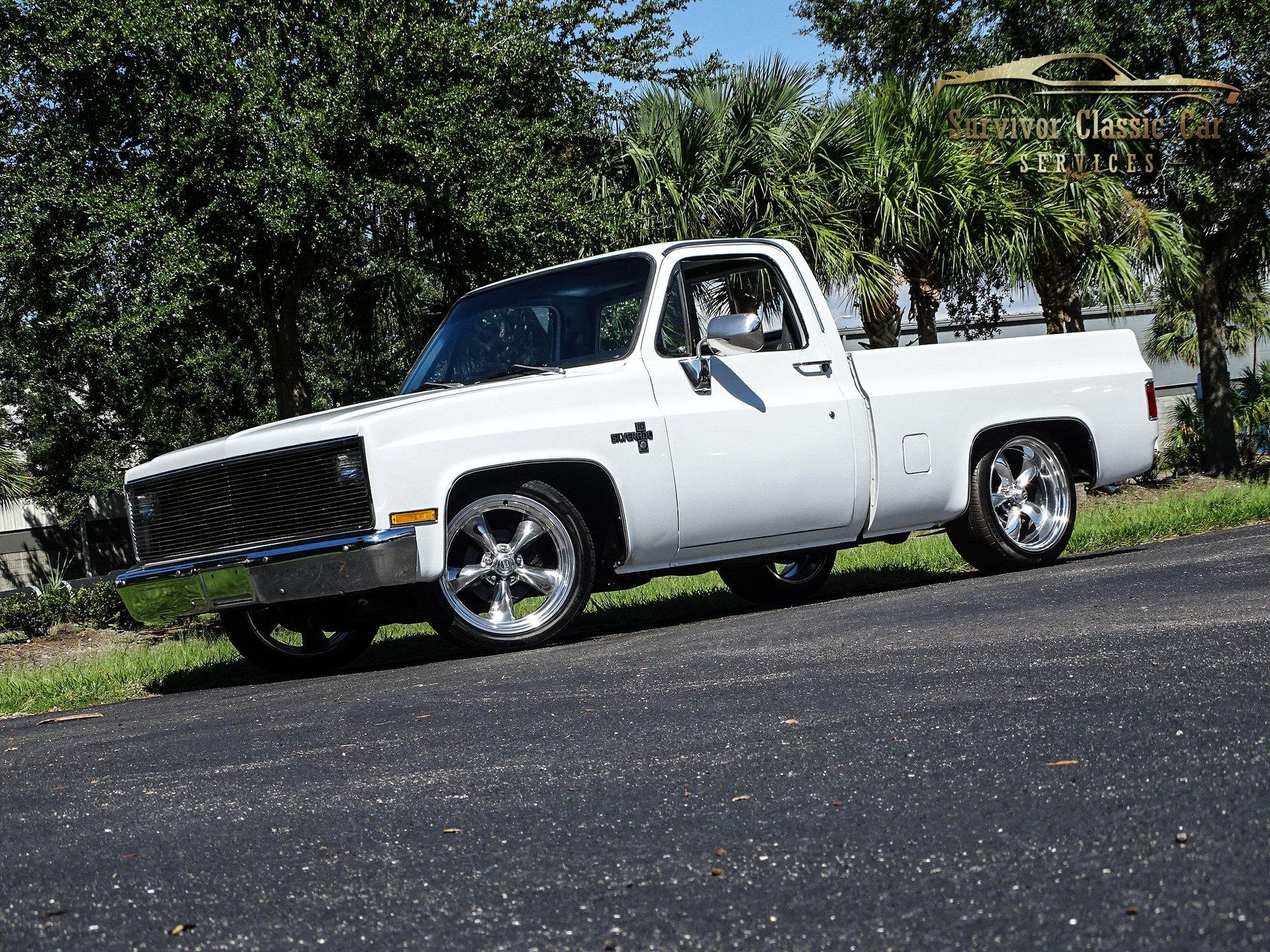 1982 chevrolet silverado c k10
