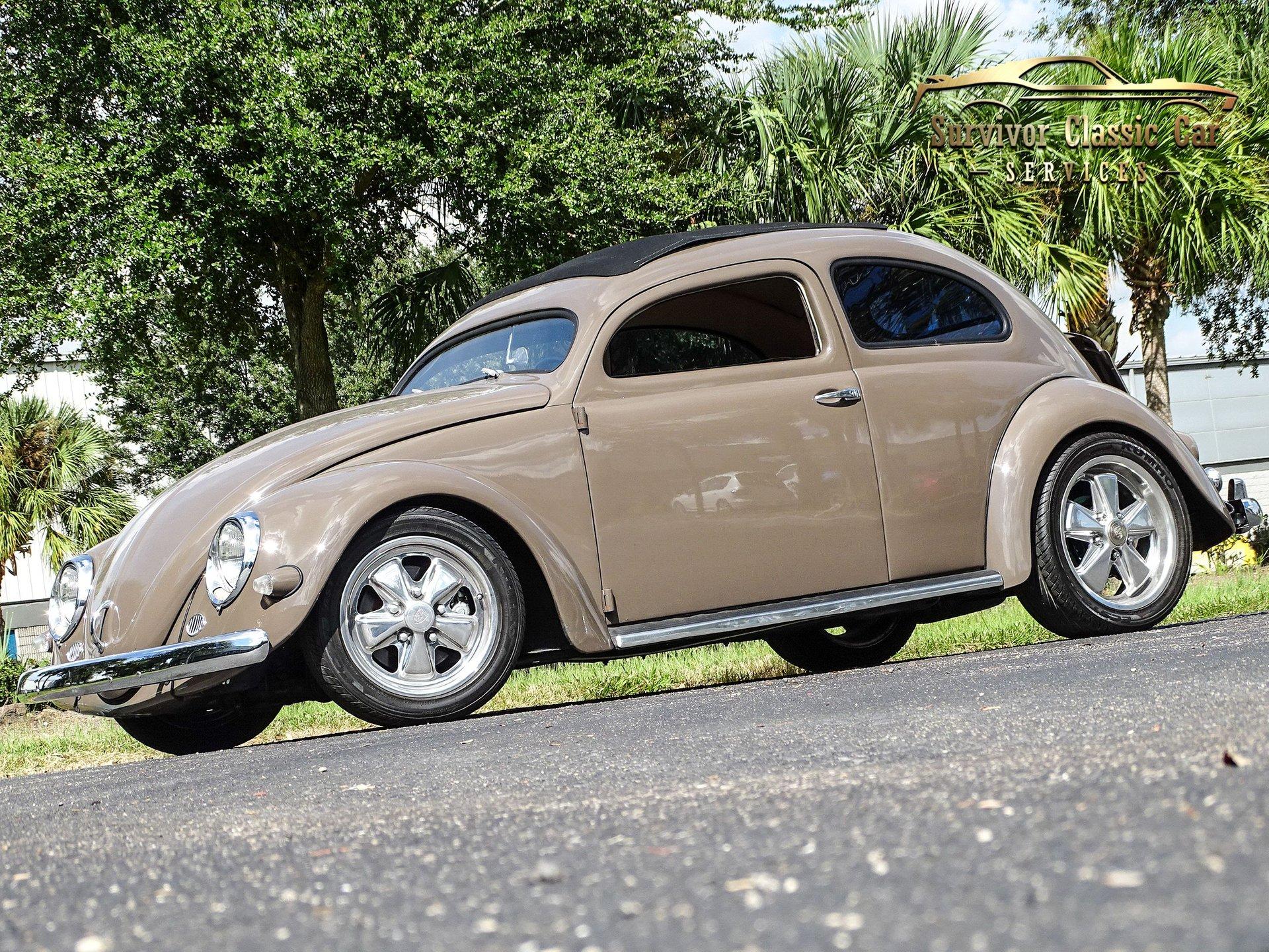 1957 volkswagen beetle restomod