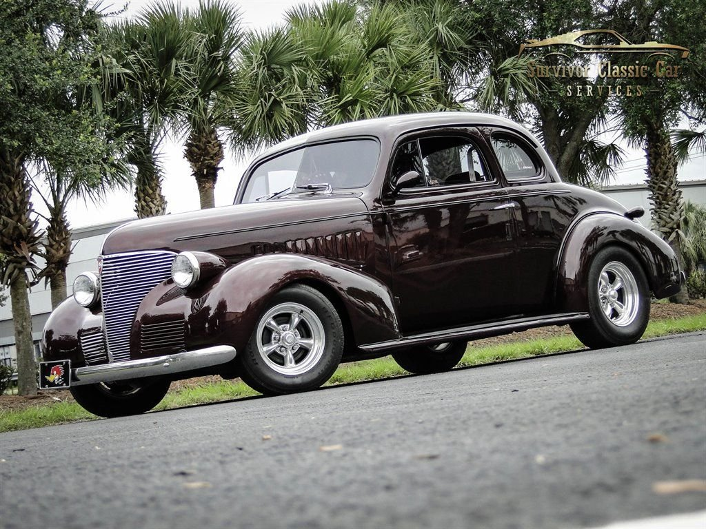 1939 chevrolet deluxe business coupe