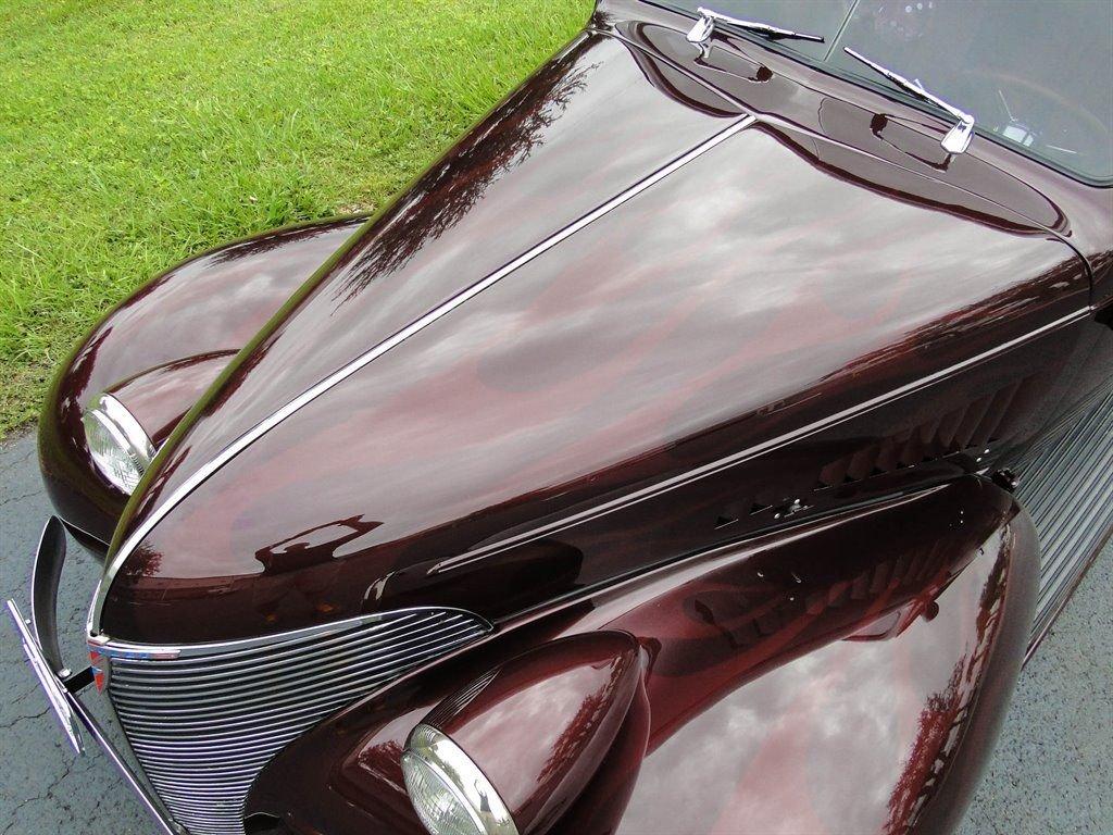 1939 Chevrolet Deluxe