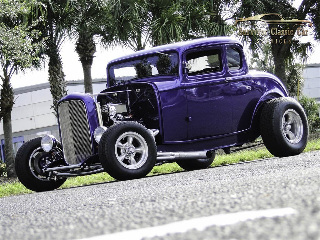 1932 ford 5 window coupe