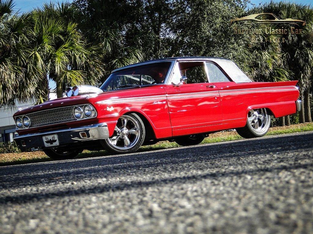 1963 ford fairlane 500 thunderbolt tribute