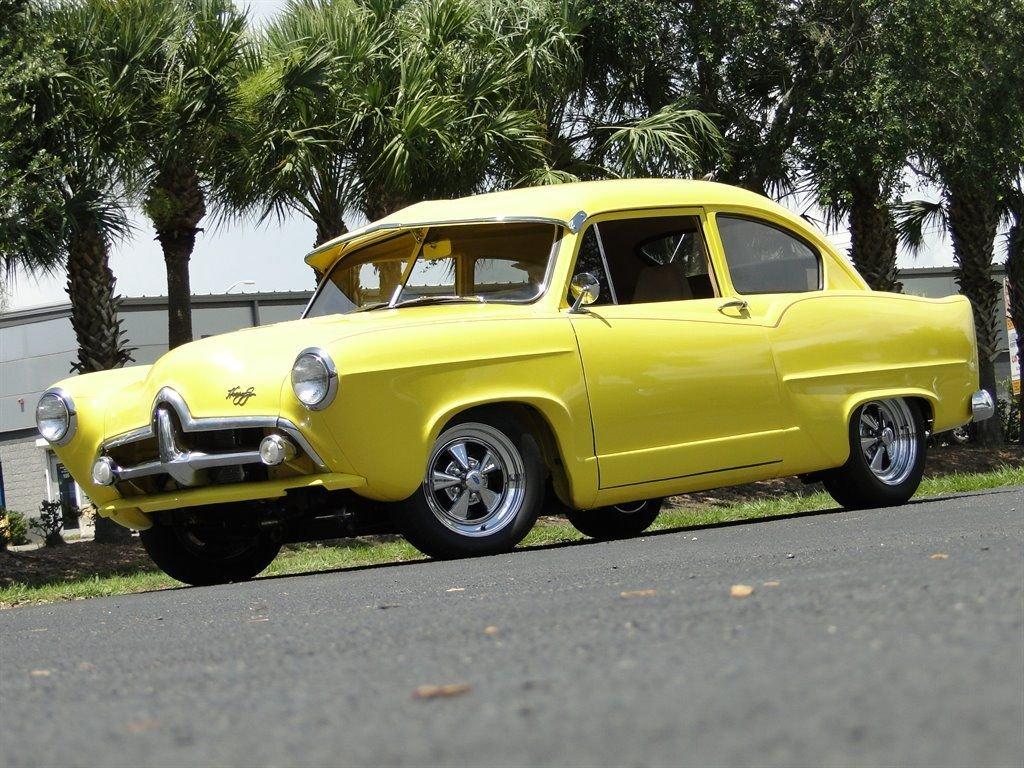1951 kaiser henry j coupe