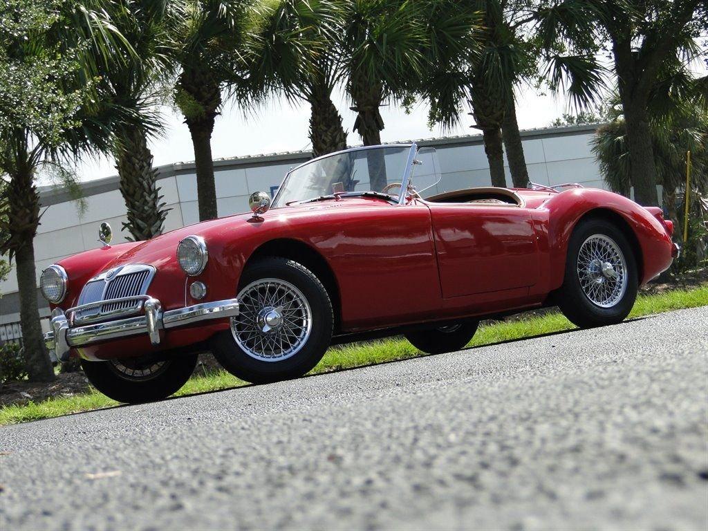 1960 mg a convertible