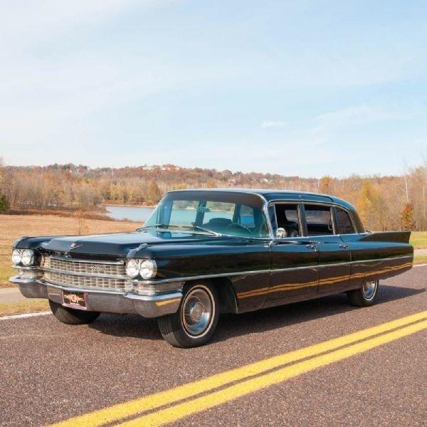 1963 Cadillac Series 75 Limousine