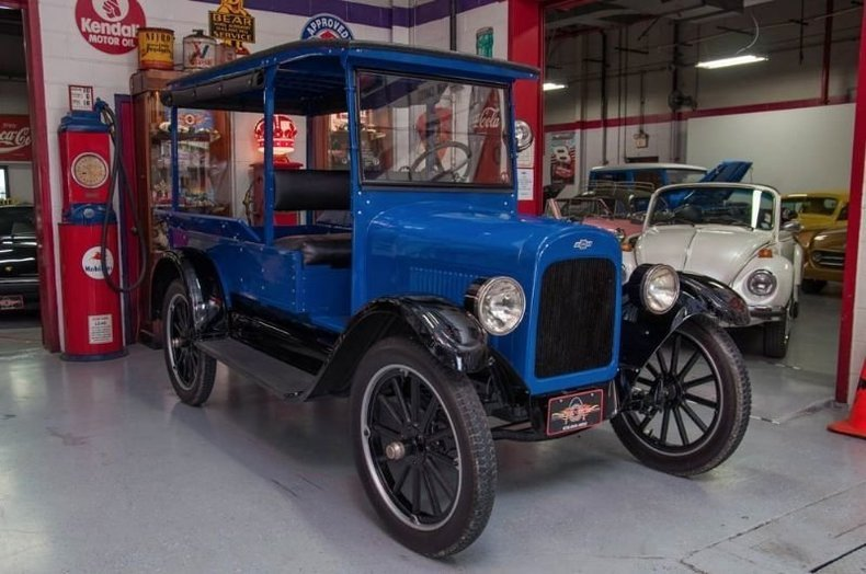 1923 chevrolet pickup