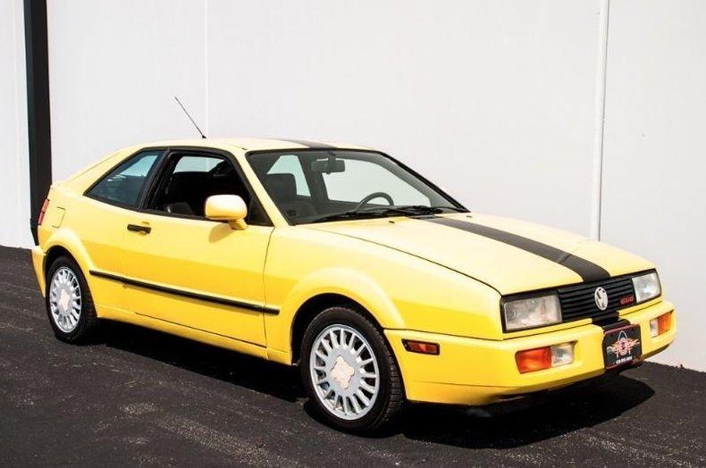 1990 volkswagen corrado g60