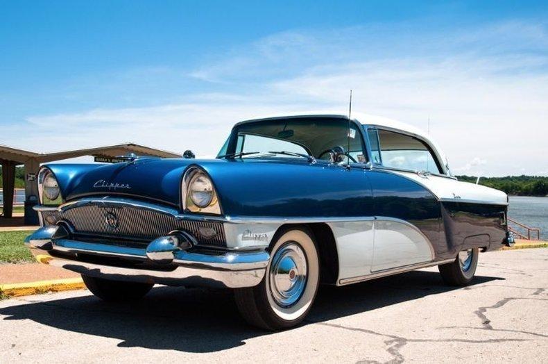 1955 Packard Clipper Super Panama