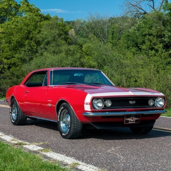 1967 Chevrolet Camaro Ss Specialty Vehicle Dealers Association