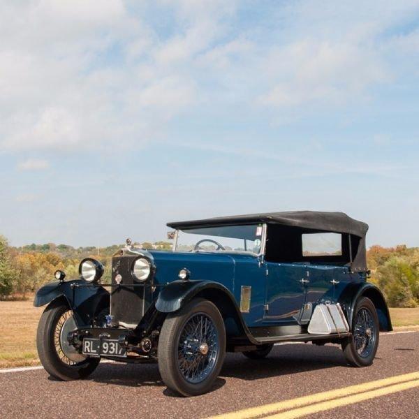 1929 Talbot Type Ag 14/45 Tourer