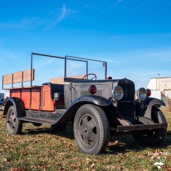 1929 chevrolet model t pickup
