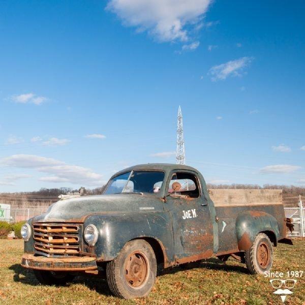 1951 Studebaker Pickuo