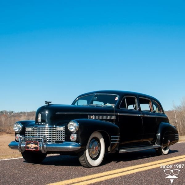 1941 Cadillac Series 75 Limousine