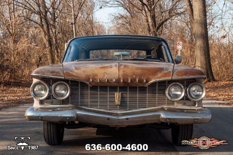 1960 plymouth suburban wagon