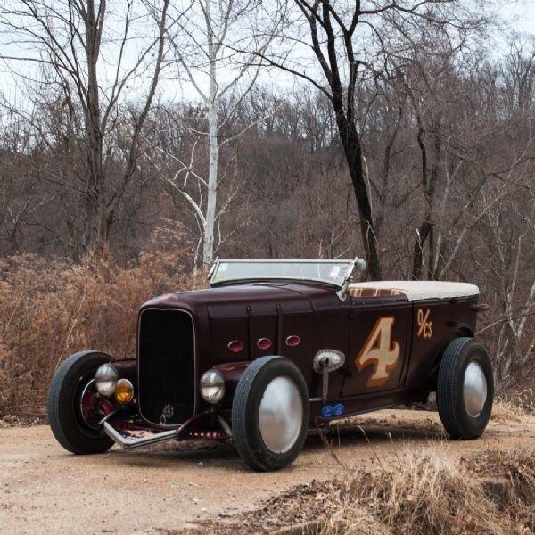 1932 Ford Ph Ton Hotrod