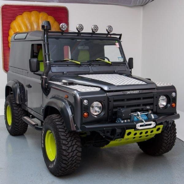 1984 land rover defender 90 custom restomod
