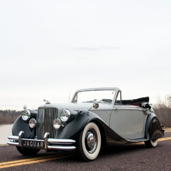 1951 Jaguar Mark V Drophead