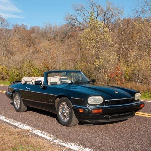1994 Jaguar Xjs 2+2 Convertible