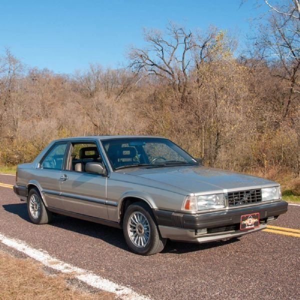 1988 Volvo 780 Bertone