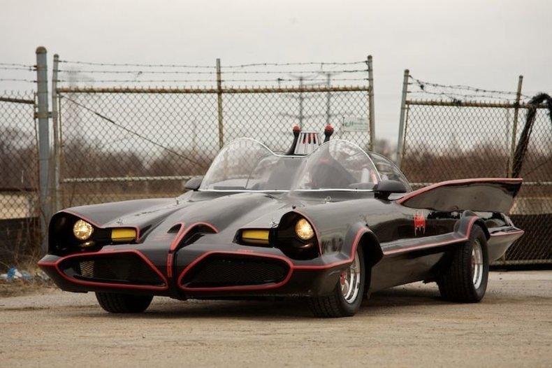 1966 Batmobile Batmobile