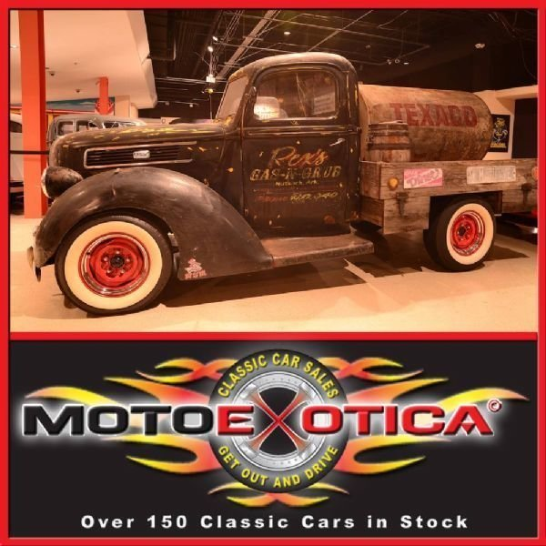 1941 ford rat rod pickup