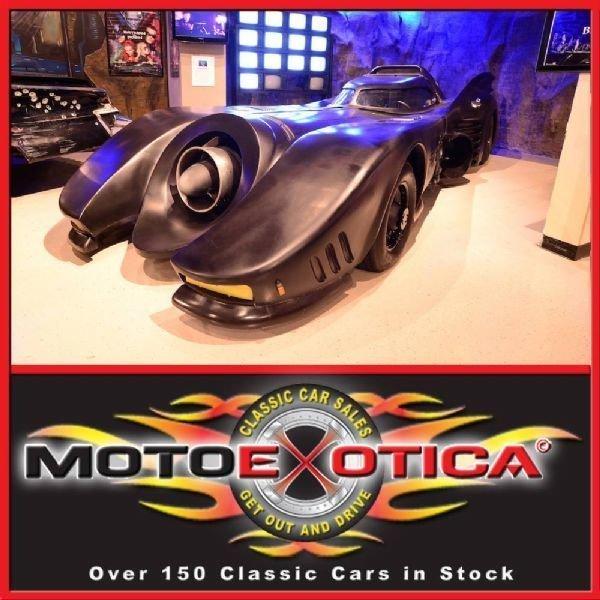 1989 Batmobile Gotham Cruiser