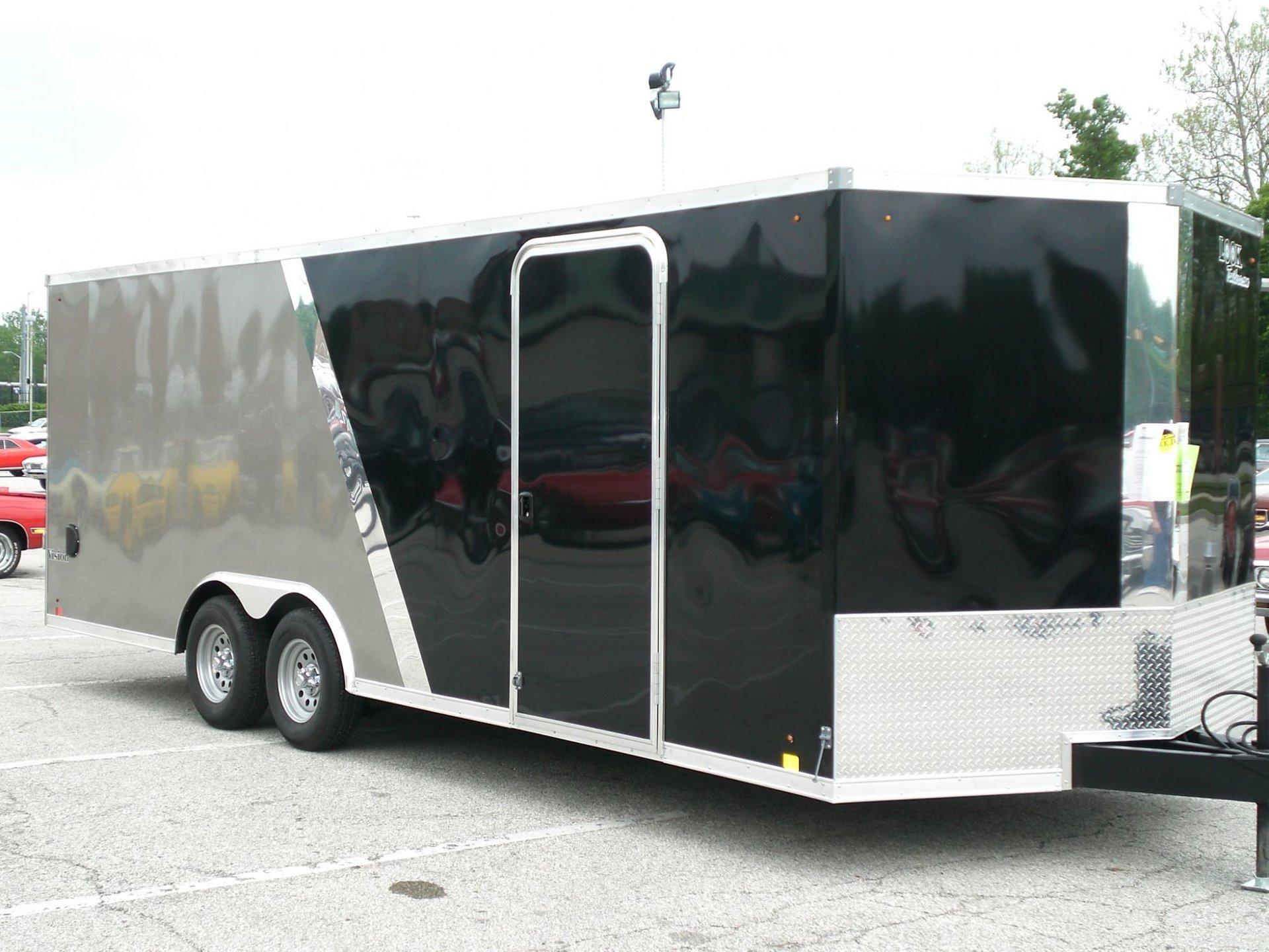 Look 20 quot vision quot car hauler