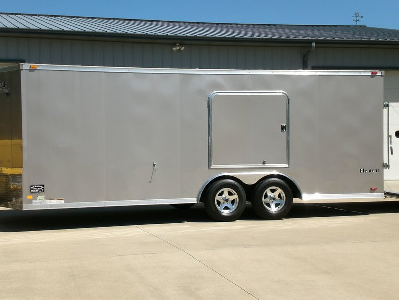 Look 20 Ft. Car Hauler