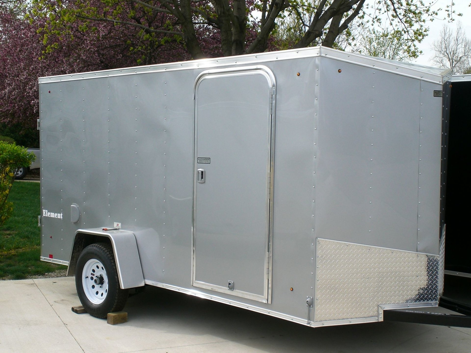 Look or pace american 6 x12 cargo