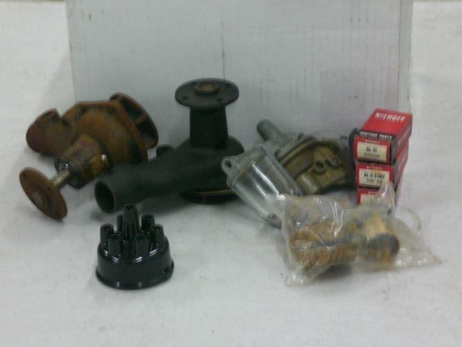 53 studebaker parts