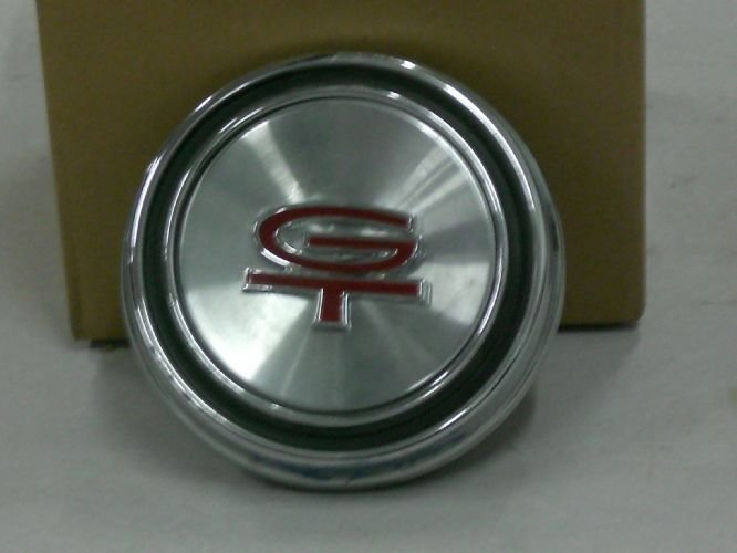 Ford gt hubcap