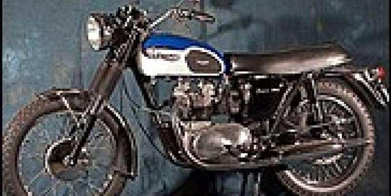 1967 triumph tiger 500