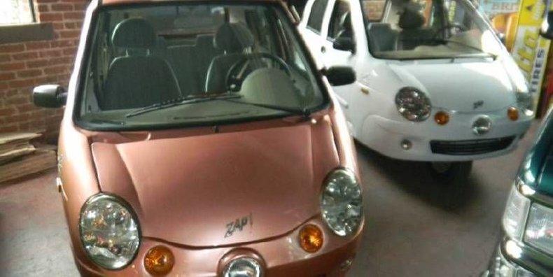 2006 Zap Car