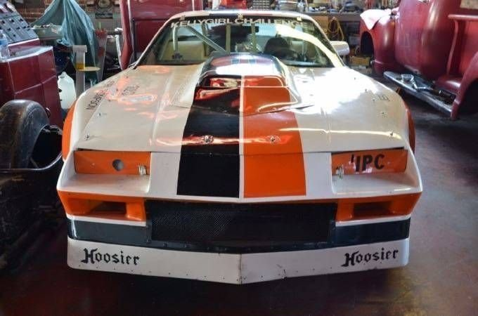 1983 Chevrolet Dillon Camero