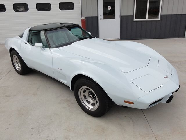 1979 chevrolet corvette l48 coupe