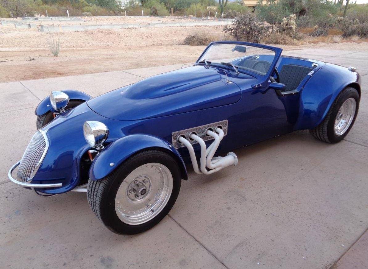 2011 diva custom speedster