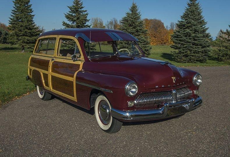1949 Mercury Woody Station Wagon