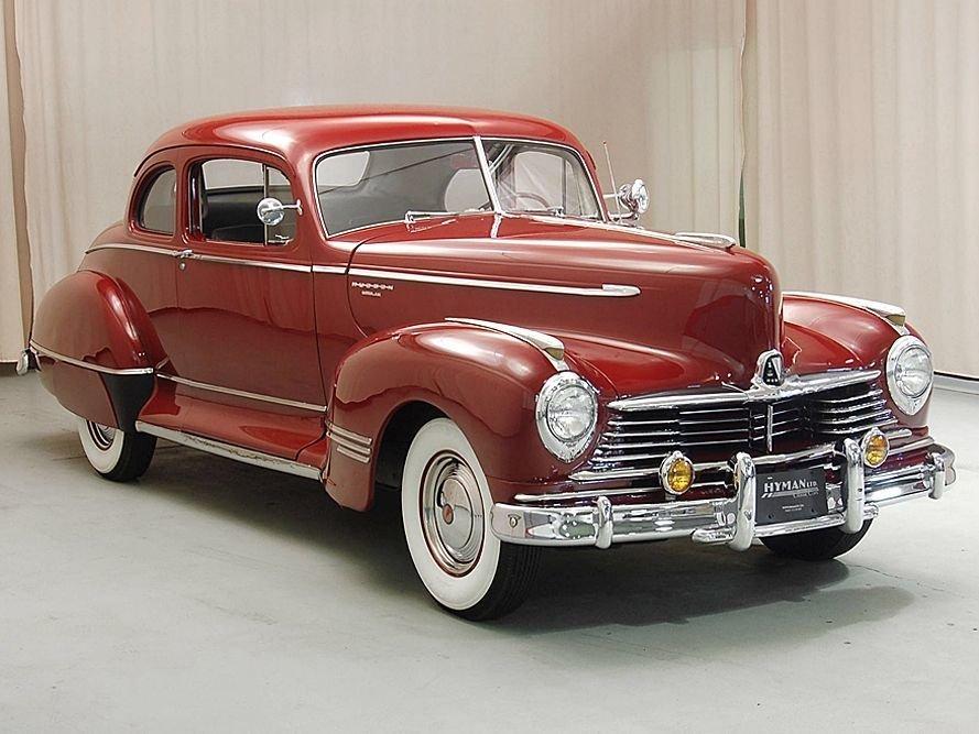 1946 hudson super 6 coupe