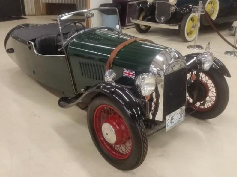 1937 Morgan F4