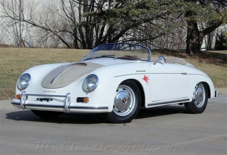 1958 Porsche 356 Speedster Replica