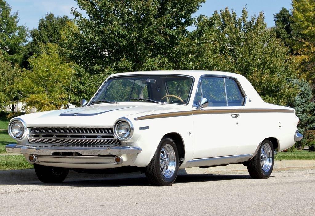 1964 dodge dart gt 50th anniversary edition 273 v8 auto